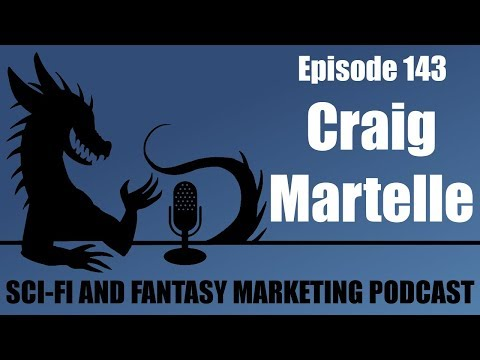 Writing Quickly, Sci-Fi Anthologies, and 20BooksTo50K with Craig Martelle