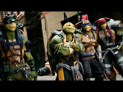 Teenage Mutant Ninja Turtles 2 Trailer (2016) - Paramount Pi