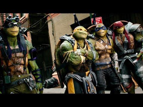 Teenage Mutant Ninja Turtles 2 Trailer (2016) - Paramount Pictures