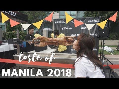 TASTE OF MANILA 2018