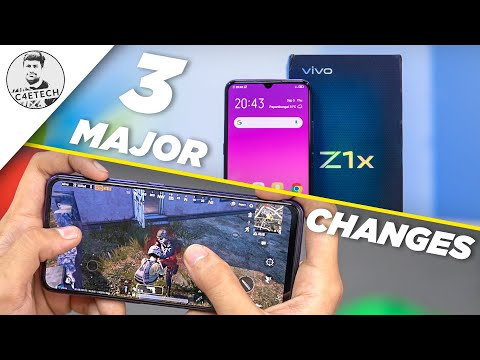 vivo Z1X Unboxing 3 MAJOR Changes here
