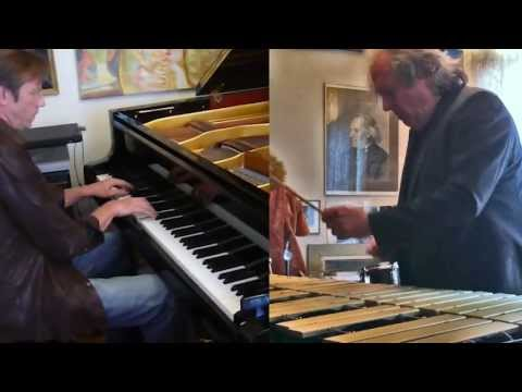 The Dizzy Krisch and Thomas Gunther Duo performing Boogie For Oscar