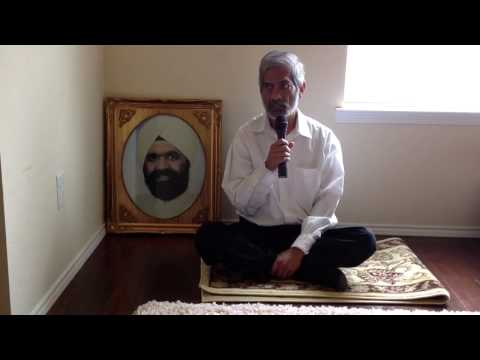 Walking on the Spiritual Path of Sant Mat