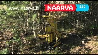 Naarva E20 energy wood head - E20-energiakoura(, 2011-08-23T12:39:45.000Z)