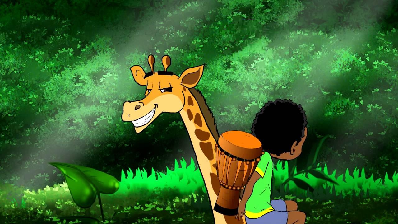 Jabu's Jungle Episode 8 - Giraffe