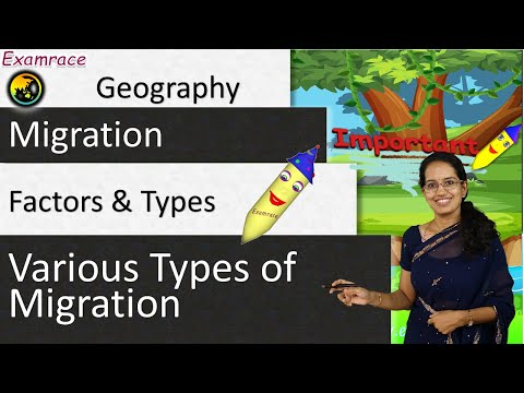 Factors Influencing Migration and Population Movements – Part 1