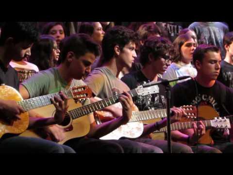 California Dreaming - The Mamas and the Papas by NSU University School Chorus & Guitar  Ensemble