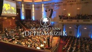 De avond van de filmmuziek 2015, concertgebouw Amsterdam donderdag 12 maart