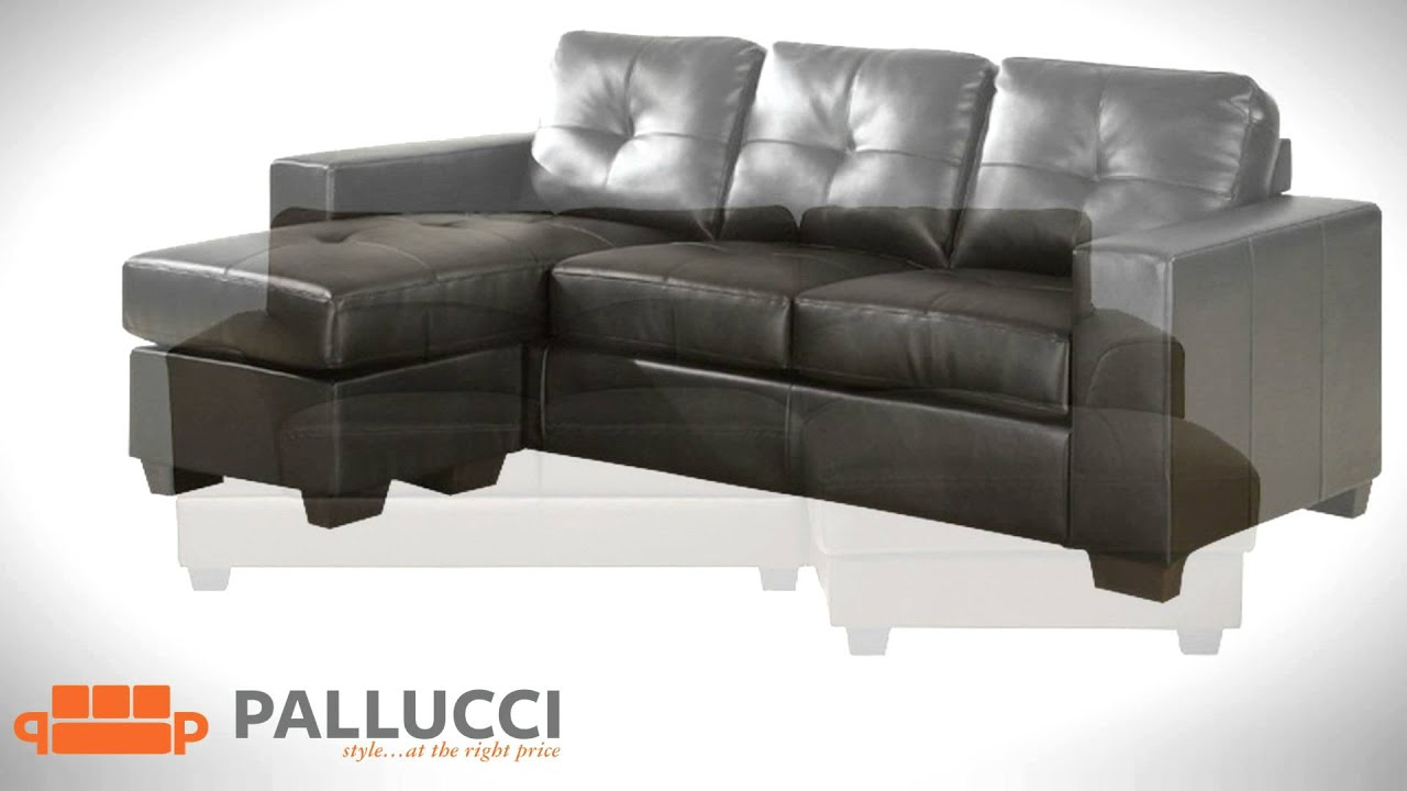 Sectional Sofas at Pallucci Furniture Vancouver