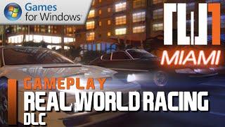 Real World Racing Miami - Google Maps Racing Gameplay (PC/DLC)