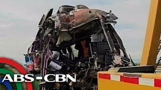 TV Patrol: 5 patay sa banggaan ng tourist bus at truck sa SCTE…
