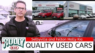 Looking for a Used Car? Think Holly Kia!! We Want to be Delmarva's Used Car Leader! SHOP NOW!