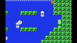 Super Mario Bros - Minus World - User video