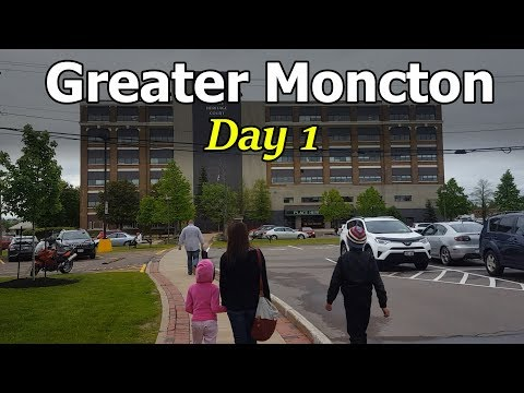 Pinoy Immigrant in Moncton, New Brunswick -  Day 1