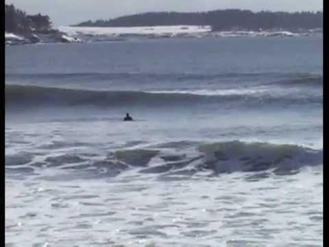 maine surfing