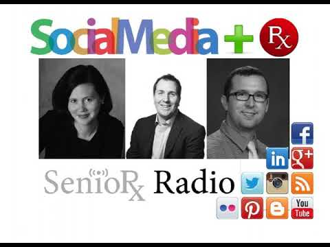 Social Media in Pharmacy: SenioRx Radio - PPN Episode 527