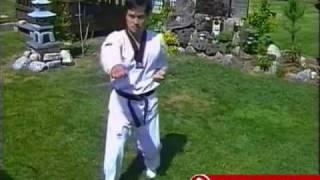 Poomsae Taegeuk Il Jang Taekwondo Form #1