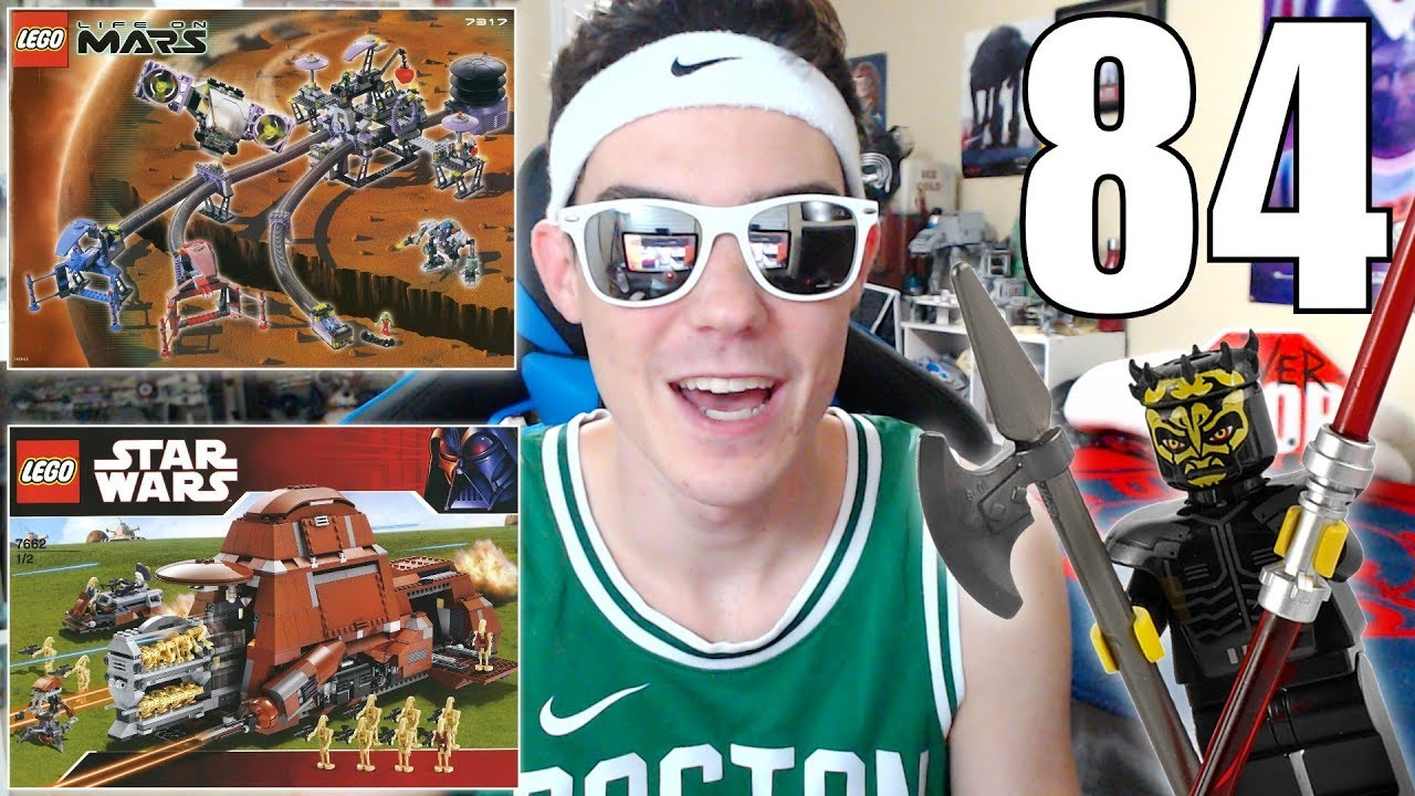 Unlimited LEGO? LEGO Sports? Can YOU Make BrickBuster? | ASK MandRproductions 84!
