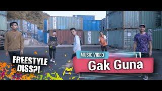 FREESTYLE DISS?! AIL - Gak Guna ( Feat. DOUBLE S - LIL ZI - ALDY YAHYA - PAPA MC ) [ Music Video ]