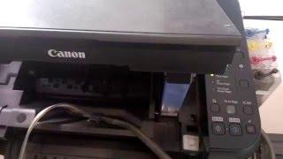 СНПЧ на принтера Кенон (Canon)(Ответка на видео: Установка СНПЧ на струйный принтер canon PIXMA MP 230 - напрасная затея! автор MihAli., 2016-02-19T07:18:36.000Z)