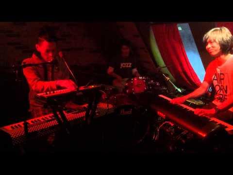 Groove Jam@Ruby Room Shibuya 1 Key -Takegoro Kobayashi, Koichi Sato, Drums- Akira Nakamura