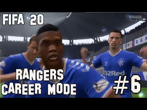FIFA 20 RANGERS CAREER MODE - EPISODE 6 MASON MOUNT TO ...