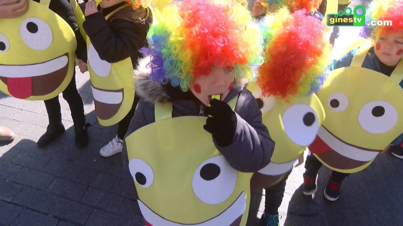 Los centros educativos de Gines celebran su Carnaval
