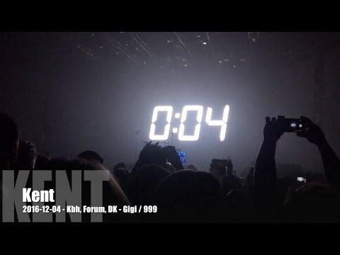 Kent - 2016-12-04 - Copenhagen Forum, DK - Gigi / 999