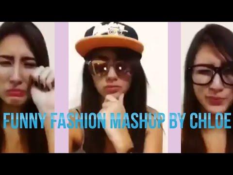 Funny Fashion Mashup by Chloe