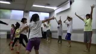 劇団ひまわり『Dance Connection 2014 ~inspiration~』 チーム「fun fun...