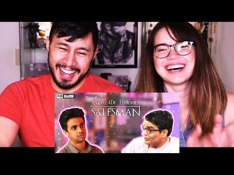 AIB: GAME of THRONES SALESMAN CUT 11 (FOR INTERNAL VIEWING ONLY) | Reaction!