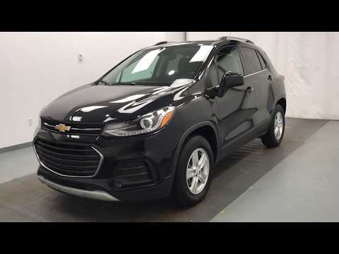 Black 2017 Chevrolet Trax  Review lethbridge ab - Davis GMC Buick Lethbridge Appraisal Grid