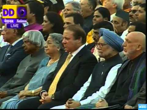 Swearing-in-Ceremony of Prime Minister of India