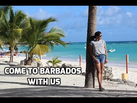 VLOG:Come To Barbados With Us || Snigdha Reddy
