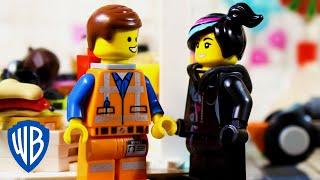 The LEGO Movie | Lucy Saves Bricksburg | WB Kids