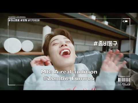 Astro Try Not To React/Fangirl (Eunwoo Ver)