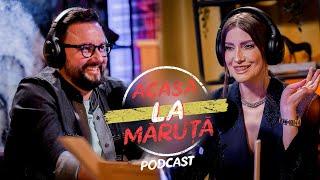 IULIA ALBU, FARA POLITETURI, FARA OCOLISURI 🤭 | ACASA LA MARUTA | PODCAST #16