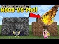 YouTube Turbo Minecraft: NOOB VS PRO!!! - SUPER BOMB SURVIVAL GEN 3! - Mini-Game
