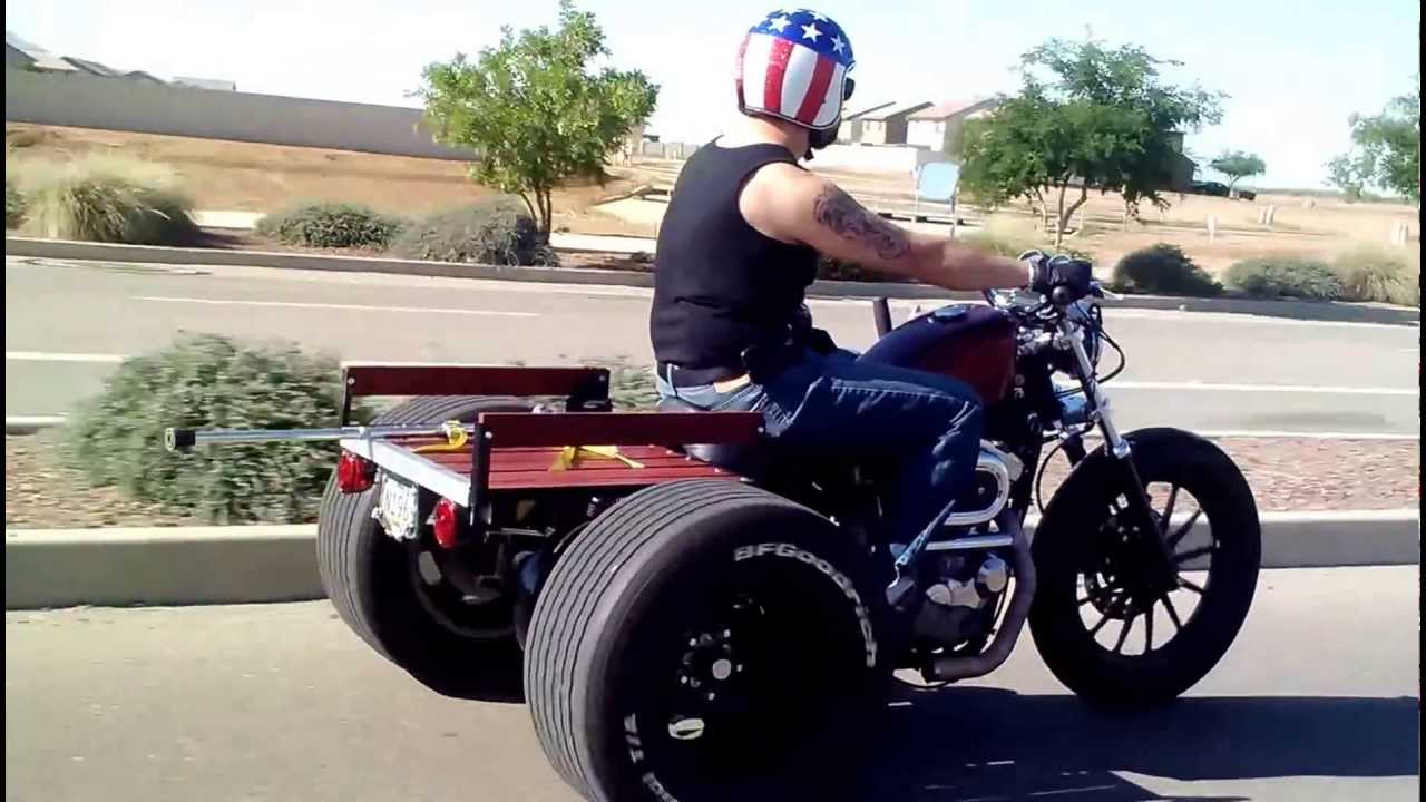 Wheelchair Motorcycle Harley Davidson