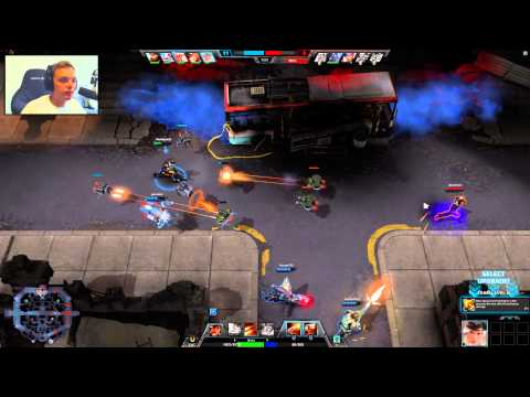 Nytt MOBA spill! | Shards of War | Norsk Gaming