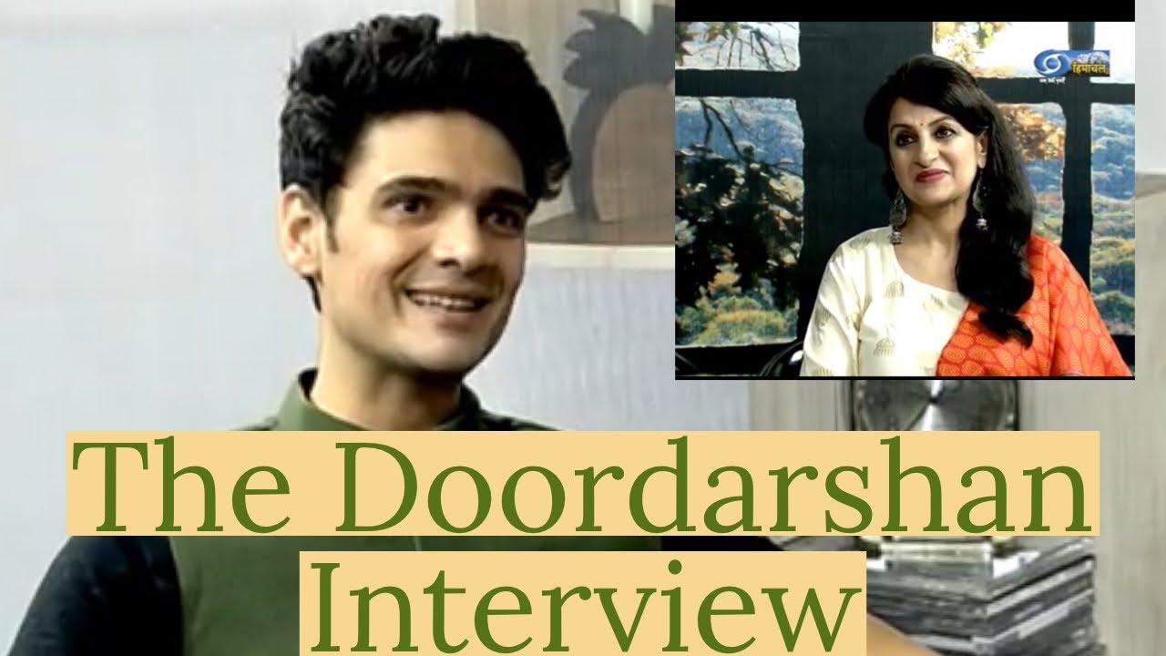 Paras Tomar on Doordarshan : Full Interview