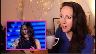 Vocal Coach REACTS to CHARICE PEMPENGCO-ALL BY MYSELF