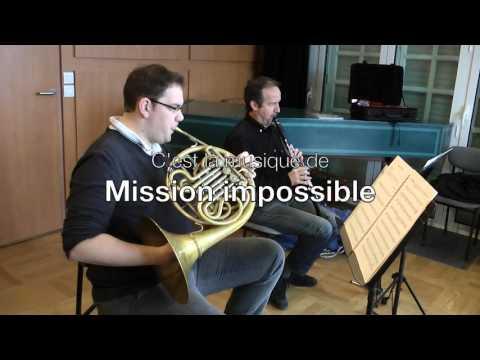 Quizz musique de film - Quintette à vent - Orchestre Régional de Normandie