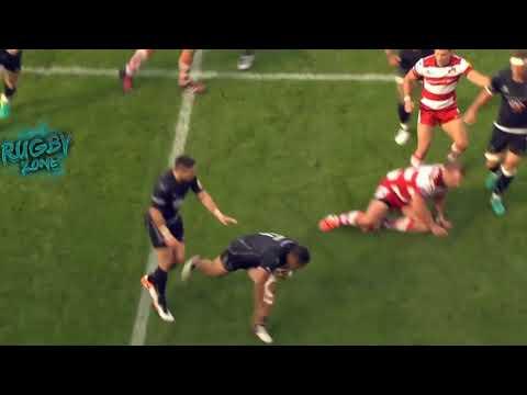 Rugby big hits