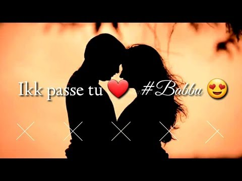 Sakhiyaan Whatsapp Status | Tere Yaar Bathere Ne | Maninder Buttar | Romantic Songs ||