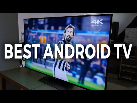 The best Android TV 2016 - Sony Bravia XD93 (X93D) Review !