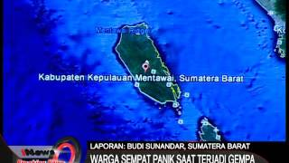 BREAKING NEWS !! Gempa 7,8 SR Mentawai : Serine Tsunami Sempat Berbunyi