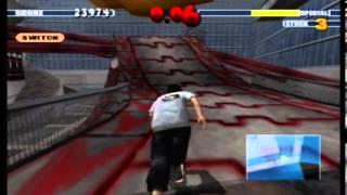 Let's Play Evolution Skateboarding Part 1: Philadelphia & Plant
