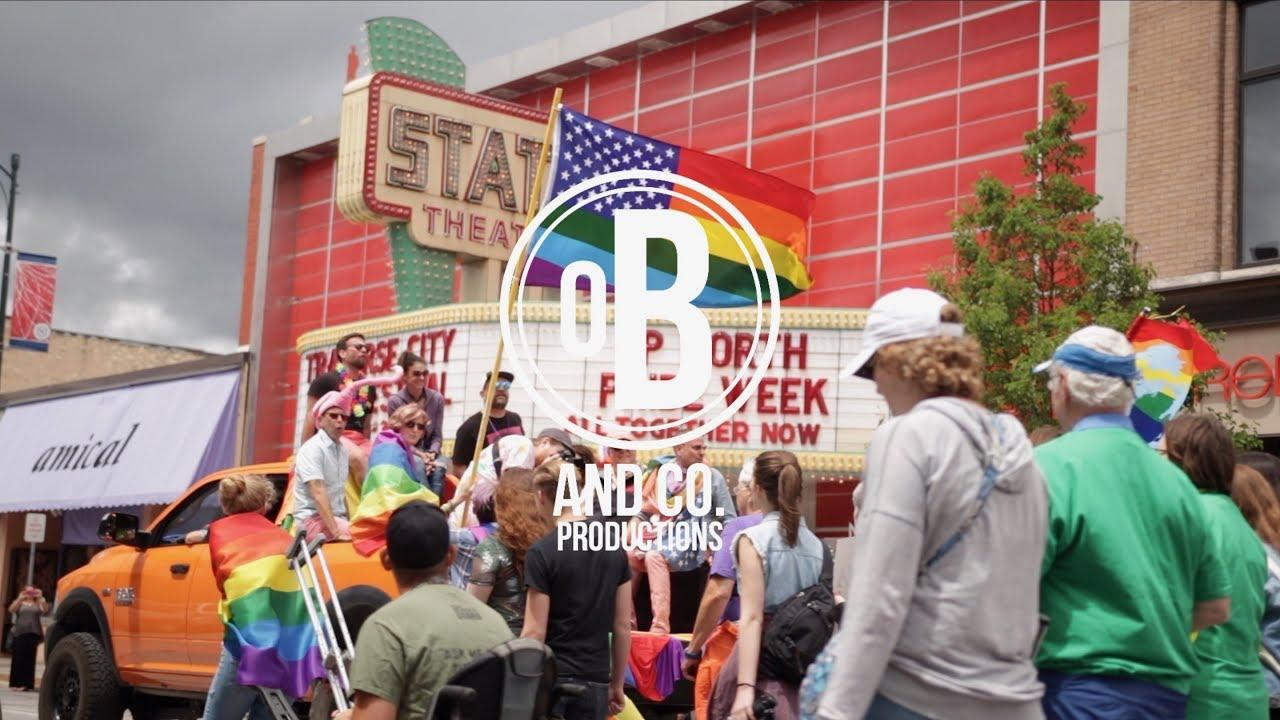 up north pride march 2017