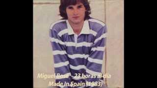 Miguel Bosé - 23 horas al dia